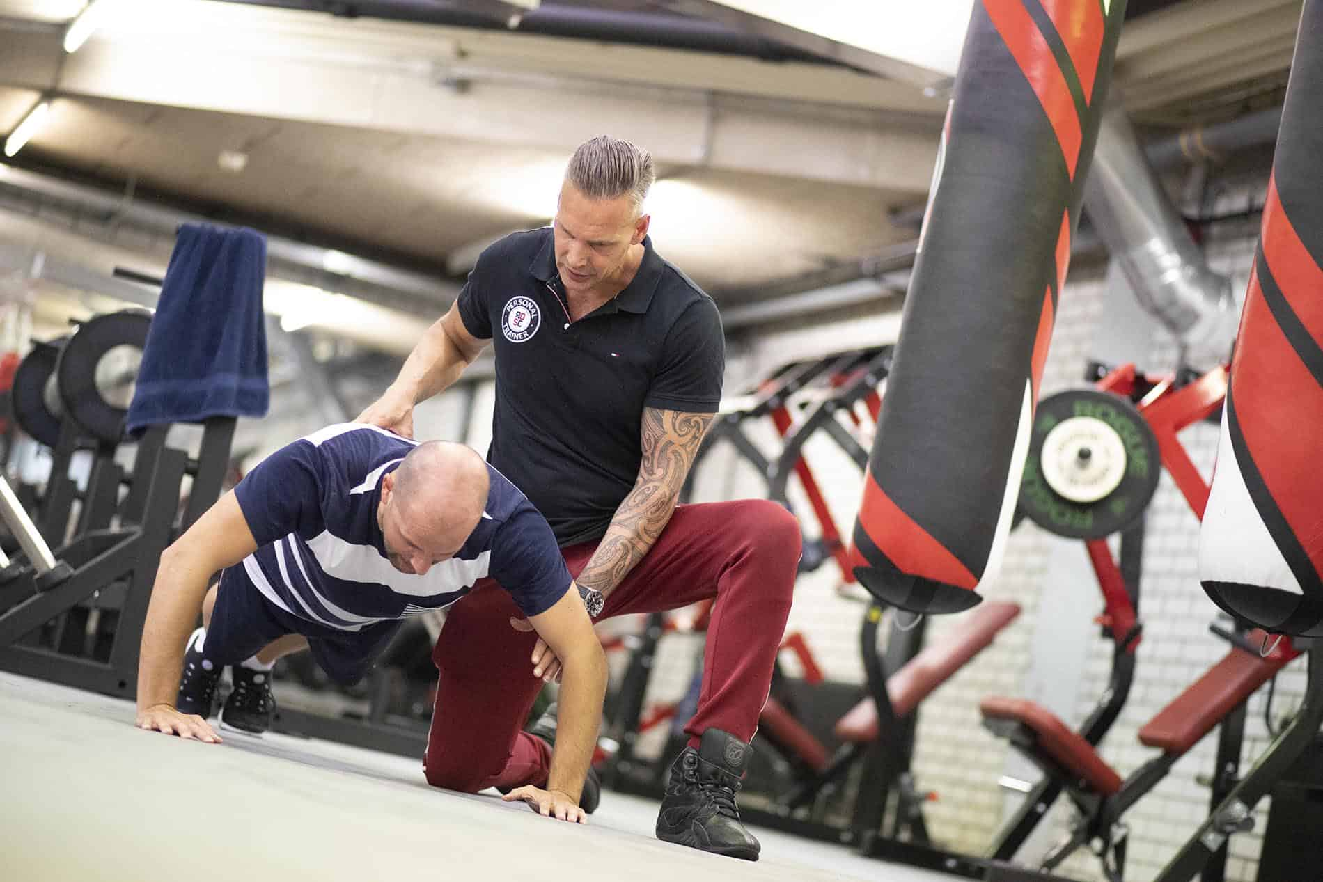 Raymond Dirksen Personal Training Strength en Conditioning